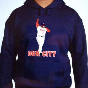 Other - Boston Red Sox David Ortiz Hooded Sweatshirt
